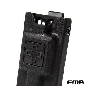 Image 4 - حامل عاصبة لتطبيق FMA حقيبة تخزين طبية مرنة EMT حافظات معدات تكتيكية Airsoft