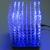 3D Quadrado DIY Kit 8x8x8 LED Branco Blue Ray OS843 Bordo Luz Eletrônico