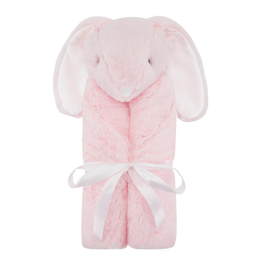 Младенческая обертка детское одеяло фланелевый животный узор 76*76 см зимний подарок реквизит для фотосъемки пеленание многоцветный детское одеяло