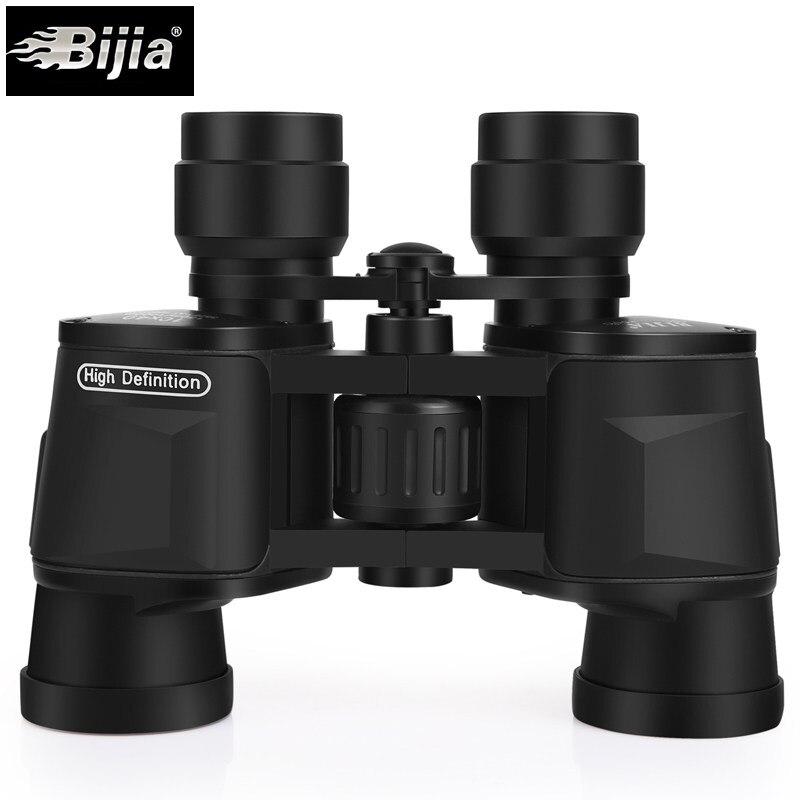 BIJIA Fernglas 10X40 Professionelle Jagd Teleskop Hohe Qualität Große Klare Vision Keine Infrarot Wasserdichte Fernglas Schwarz
