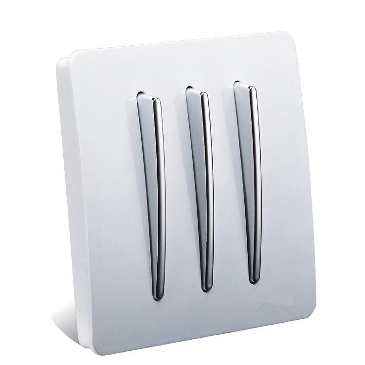 Uk Standard Luxury Switch Panel 220