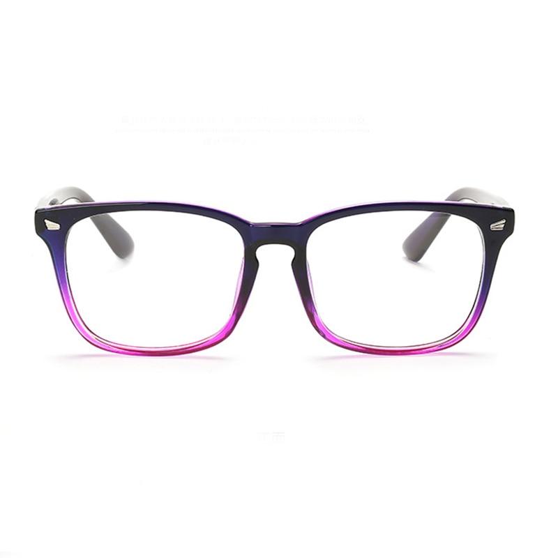 Clear Lens Geek Glasses