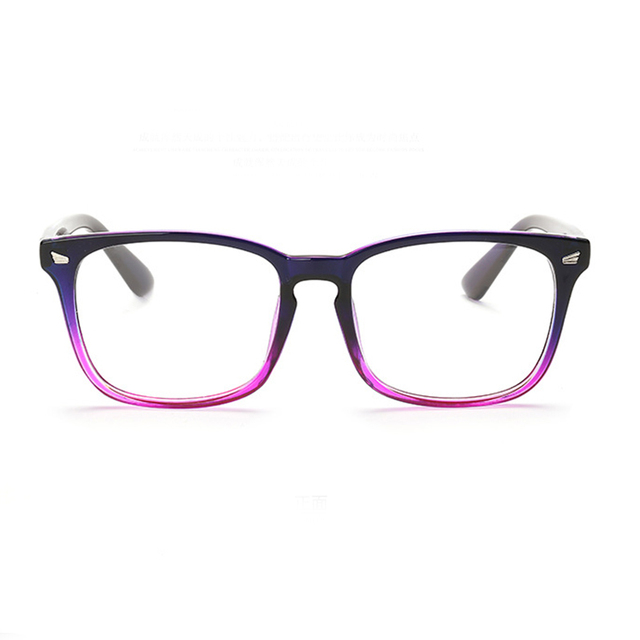 9 Color Hot optical myopia glasses clear lens eyewear nerd geek ...
