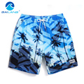 GAILANG Brand Swimsuits Man Active Bermudas Swimwears Quick Dry Mens Beach Boardshorts Boxers Trunks Men Workout Cargos Bottoms
