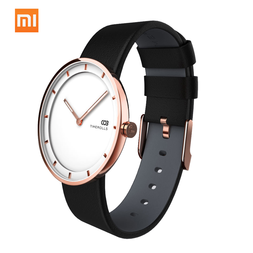 Original Xiaomi Youpin TIMEROLLS COB นาฬิกาข้อมือผู้ชายผู้หญิงติดตามเวลานาฬิกาควอตซ์ AD WQ0118B 3 สี Noctilucent 30M กันน้ำ-ใน รีโมทคอนโทรลอัจฉริยะ จาก อุปกรณ์อิเล็กทรอนิกส์ บน AliExpress - 11.11_สิบเอ็ด สิบเอ็ดวันคนโสด 1