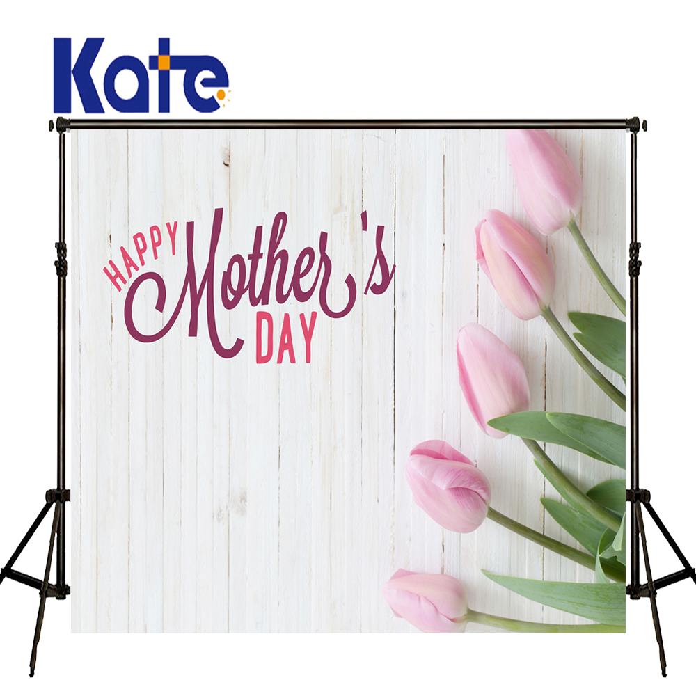 Kate Happy Mothers Day Photography Backdrops White Flower Wood Background Spring Photography BackdropsBaby Background kate happy mothers day photography backdrops white flower wood background spring photography backdropsbaby background