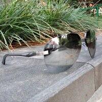 Hot Sale LVVKEE Aviator Sunglasses HD Polarized Men Driving Sunglasses Women Sunglasses Sports Night Vision Goggles
