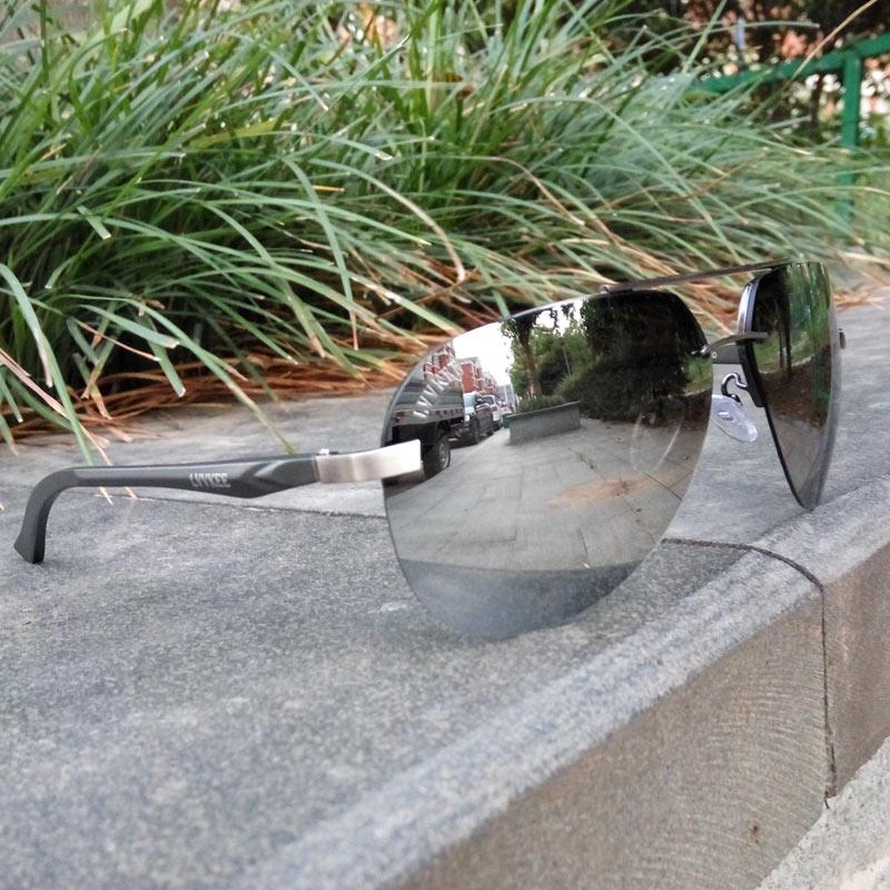 new LVVKEE Aviator sunglasses HD Polarizs