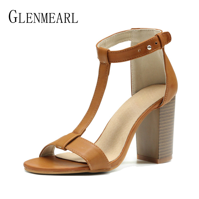 Sexy Women Heeled Sandals Summer Shoes Women Gladiator Sandals Open Toe Women Shoes High Heels Wedding Female Shoes Plus Size DE summer shoes women gladiator sandals high heels fashion sexy suede leather open toe thin heel strappy platform female shoes