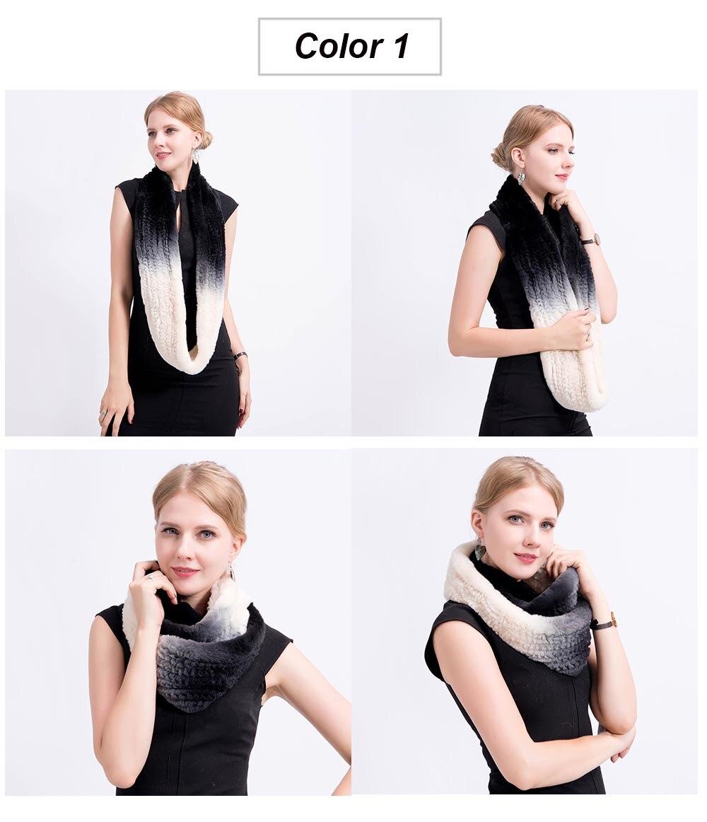rex rabbit scarf infinite color 1