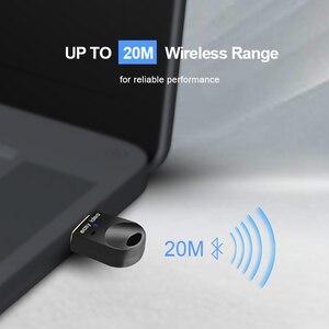 Image 5 - Sans fil USB Bluetooth 5.0 adaptateur Bluetooth Dongle 4.0 Mini récepteur Audio haute vitesse Bluetooth émetteur pour ordinateur