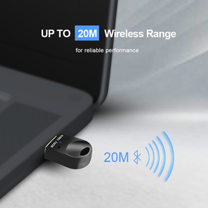 Image 5 - Wireless USB Bluetooth 5,0 Adapter PC Bluetooth Dongle 4,0 Mini Audio Receiver High Speed Bluetooth Transmitter Für Computer PC