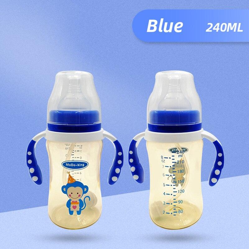 ¡Novedad de 2019! Botellas para bebés de 240ml, tetina de silicona para lactancia de leche, Material PPSU MoDo king, calibre ancho Antena de larga distancia ultra 3G 4G LTE, con alimentación de 1700 a 2700MHz, antena externa de alimentación 2x 24dbi con N hembra