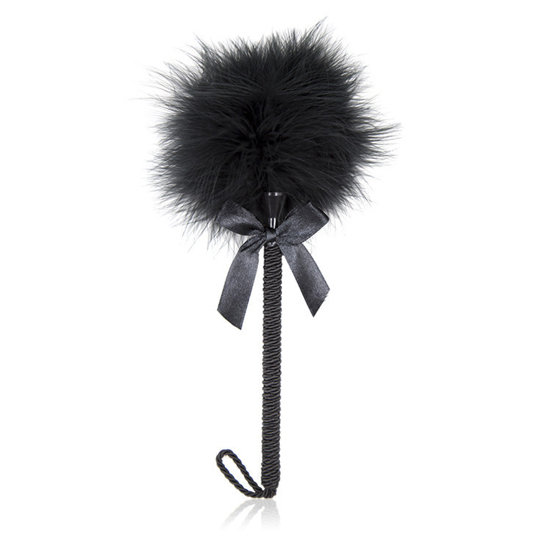 bdsm Game Fetish feather Whips Alternative sex toys for couple lover Flirting sex Spanking Paddle Flogger For Couples Sexy Life