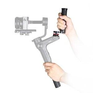 Image 3 - Voor Zhiyun Weebill Lab WB Grip Hand Grip met 1/4 Schroef Gaten Gimbal Accessoires voor Zhiyun Weebill Lab Stabilisator accessoires