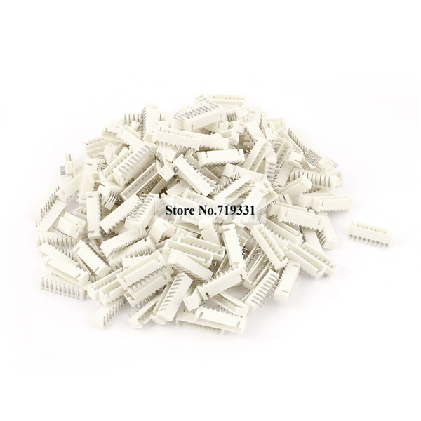 100pcs 2.54mm Pitch Right Angle 9 Pins XH Header Socket Male JST Connector