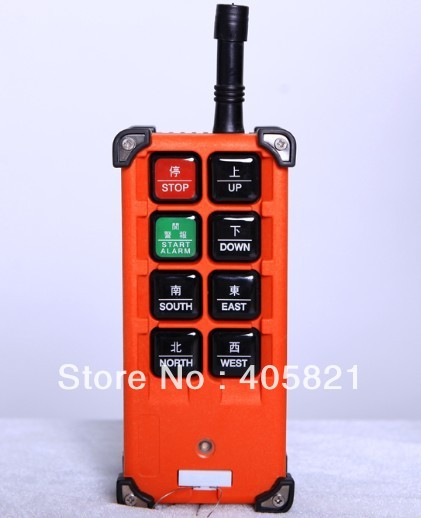Radio Remote Control F21-E1B/ industrial remote control/Electric hoist remote control цена