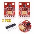 2 Pcs APDS-9930 RGB Sensor de Gesto Arduino Sensor de Proximidade Módulo I2C para Arduino