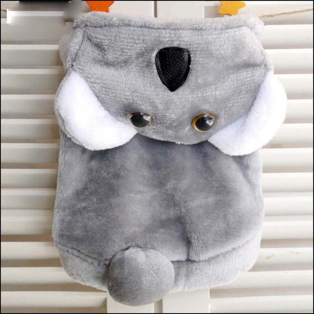 Funny Halloween Koala bear dog costume clothing pet cat dog coat jacket winter fleece small dog puppy Chihuahua clothes hoodie & Online Shop Funny Halloween Koala bear dog costume clothing pet cat ...