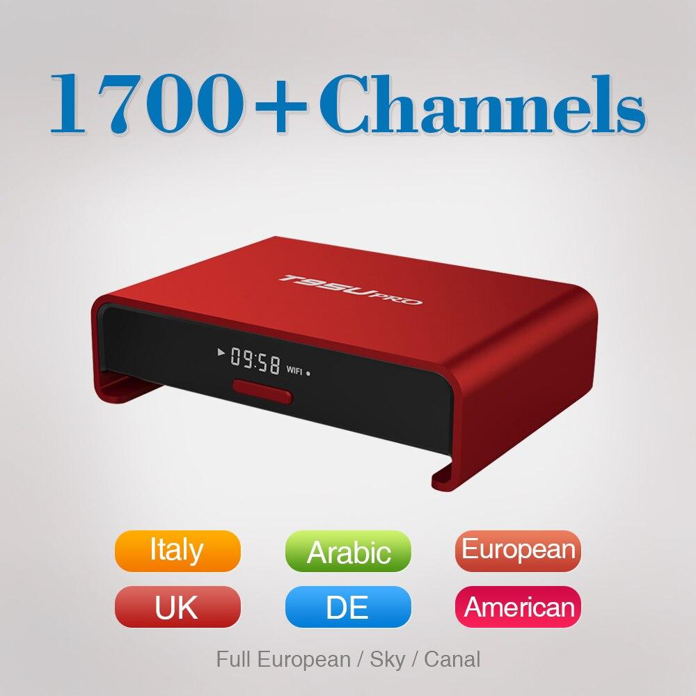 S912 2 GB 16 GB Android 6.0 TV Box Amlogic 16.1 Fully Loaded Dual Wifi banda 4 K
