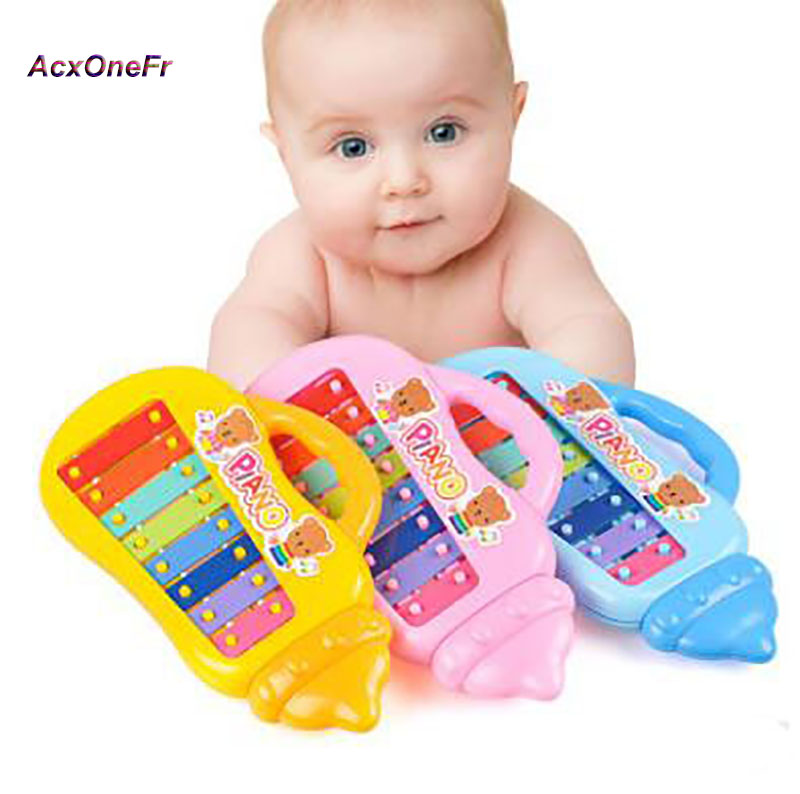 Toys For Early Childhood : Acxonefr plastic colorful music toy baby early childhood