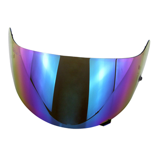 Image 3 - Motorbike Helmet Visor Full Face for HJC HJ 09 CL 15 CL 17 CL 16 CL SP AC 12 Motocross Helmet Lens Shield Removable мотокросс