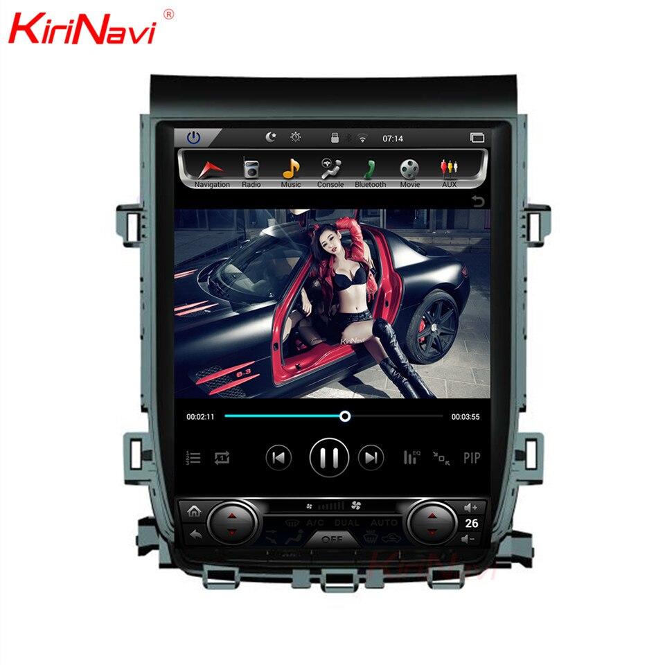 KiriNavi pour Toyota Alphard 2007-2013 12.1