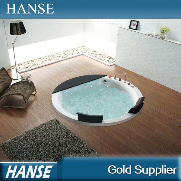hanse bathtubs wholesale/european style bathtub/corner air jet