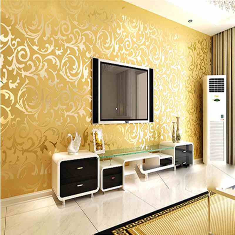 Perfect Beautiful Wallpaper Design Home Decoration Gallery Interior