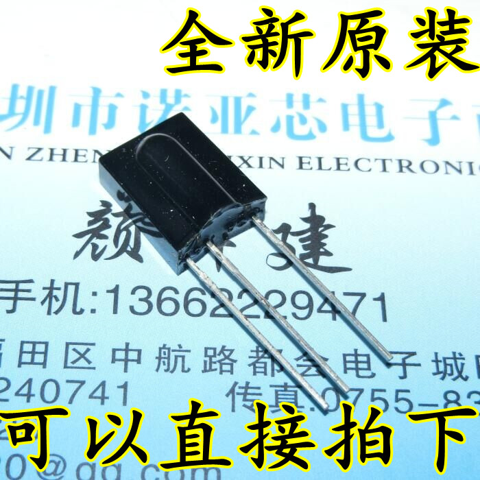 5PCS TSOP1738 DIP-3 1738 Sensor For PCM Remote Control Modules new and original IC 5pcs l293b l293 dip