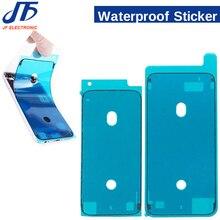 100 個防水ステッカーの iPhone 7 6S プラス 7 プラス 8 × XR XS 最大 8 1080P 3 3m の接着剤プレカット液晶画面フレームテープの修理部品