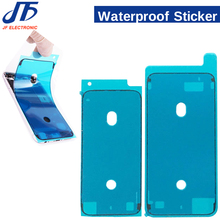 100pcs Waterproof Sticker for iPhone 7 6S Plus 7Plus 8 X XR XS MAX 8P 3M Adhesive Pre Cut LCD Screen Frame Tape Repair Parts