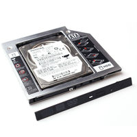 ULT Best Universal 9 5mm SATA To SATA 2 5 HDD Case SSD Hard Disk Caddy