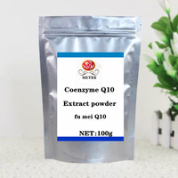 100 1000g Hot selling Coenzyme Q10 Extract Powder, Antioxidant Powder, Coenzyme Q10 Powder, Protect Skin, Nutritional Fortifier