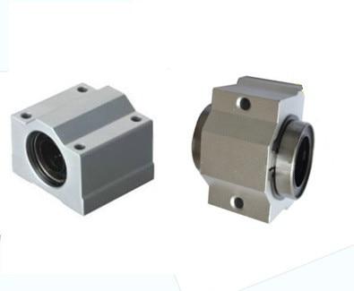 SCS50UU  Inner diameter(d) 50mm Linear Motion Block Ball Bearing Slide Bushing Linear Shaft for CNC 8pcs lot sc8v scv8uu 8mm linear bearing bushing lm8uu linear ball bearing for 8 mm linear shaft
