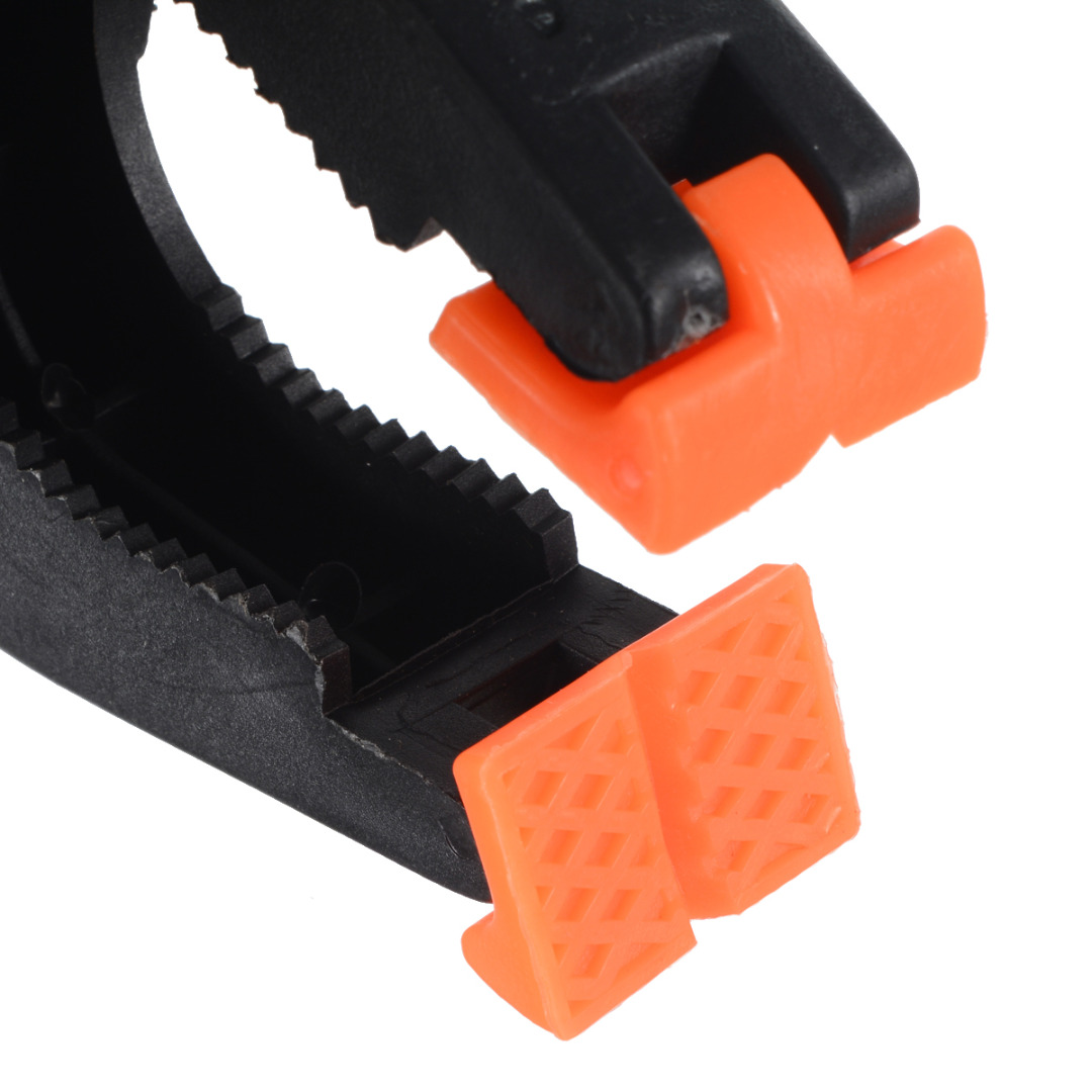 """2""""-9"""" Heavy Duty Plastic Nylon Spring Clamps Clip Jaw Opening Craft Photo Clip for DIY Woodworking Tools"""