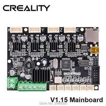 Creality3D Новая Обновленная беззвучная 1.1.5 материнская плата для Ender 3 Pro (настроено и нестандартное соответствие)