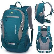 30L NEVO RHINO su geçirmez erkek sırt çantası Unisex seyahat paket çantası yürüyüş açık dağcılık tırmanma kamp sırt çantası erkek