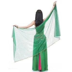 Костюм для танца живота, шелковая шаль, вуаль 210х95см, 12 цветов, вуаль для ориентального танца, аксессуары для танца живота, танцевальный шарф 2020