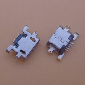 Image 2 - 100 pièces, connecteur de Port Mini USB, prise dalimentation pour Amazon Fire HD8 7e Gen SX034QT, remplacement