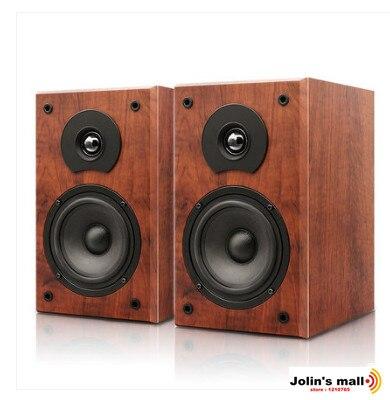 XG 01 Denmark 65 Inch Passive Bookshelf Speaker Fever HiFi Pmax 50W 301824CM In Speakers From Consumer Electronics On Aliexpress