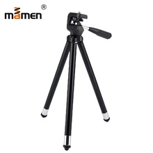 Mamen STGX 001 Portable Camera Tripod Monopod SLR DSLR Camera Tripod 1/4 Screw 360Degree Pan Head Travel Camera Tripod 285g стоимость
