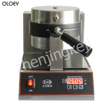 Commercial Waffle Machine Thickening Template Non-stick Coating Grid iron Rotating Maker