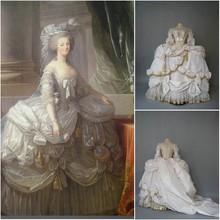 SC-853 викторианское готическое/винтажное платье на Хэллоуин театральное платье на заказ