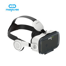 Xiaozhai Z4 BOBOVR VR Коробка 120 Градусов 3D VR Виртуальная Реальность Гарнитура 3D Фильм Игры Частный Театр с Наушников