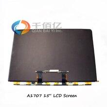 Оптовая продажа Оригинальный Новый ноутбук A1707 ЖК-дисплей Экран 15 «для MacBook Pro A1707 ЖК-дисплей Экран Панель 2016 года Рабочие испытания