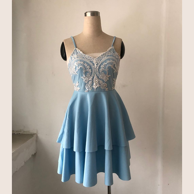 Women-Sling-Dress-Lace-Sleeveless-Tutu-Summer-Sexy-V-neck-Party-Dresses-Short-Mini-Ruffles-Patchwork (2)