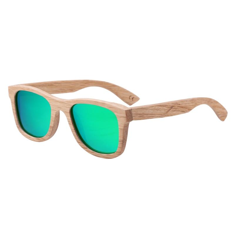 """""""BerWer"""" poliarizuoti mediniai akiniai nuo saulės, vyriški, - Drabužių priedai"""