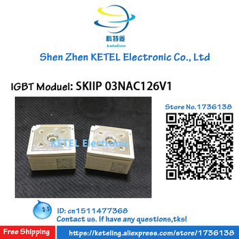 Freeshipping SKIIP03NAC126V1 SKIIP 03NAC126V1 Power modul
