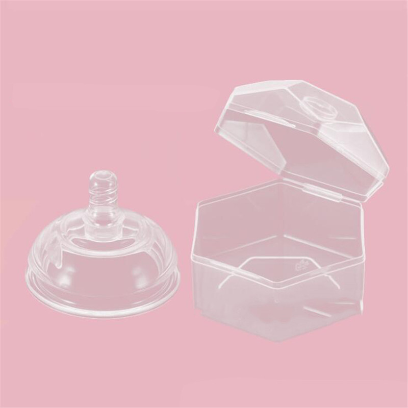 1 Pc Transparent Farbe 2019 Neue Tragbare Unisex Baby Jungen Und Mädchen Schnuller Nippel Cradle Box Halter Box Schnuller Clip